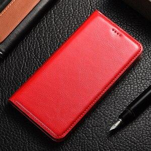 Image 2 - Genuine Leather Flip Case For Huawei Honor 4a 4c 4x V9 V10 V20 Play Mate 8 9 10 20 RS SE Pro Lite Crazy horse Holder Back cover