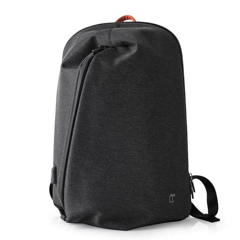 Bagaj ve Çantalar'ten Sırt Çantaları'de KAKA Moda Erkekler Sırt Çantası USB Şarj 16.5 inç Laptop Sırt Çantaları Öğrenci okul sırt çantası seyahat sırt çantası kadın büyük kapasiteli'da  Grup 2