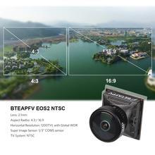 "BETAFPV EOS2 Micro FPV Camera 1200TVL 16:9 4:3 2.1mm Lens Customized 1/3"" CMOS NTSC FOV 160 Degree with Global WDR for Beta85X"