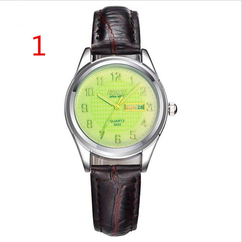 Dish fly automatic mechanical mens watch belt watchDish fly automatic mechanical mens watch belt watch