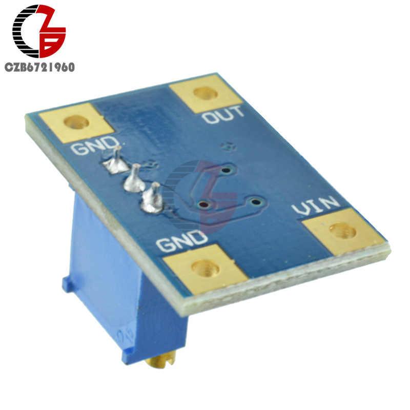 SX1308 DC-DC 2-24 فولت إلى 2-28 فولت 1.2 ميجا هرتز 2A قابل للتعديل تصعيد امدادات الطاقة محول وحدة خطوة المتابعة الداعم محول 5 فولت 12 فولت 24 فولت