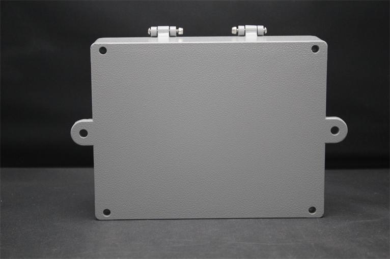 Boîtier en aluminium 180*140*55 MM, boîtier en aluminium étanche de haute qualité