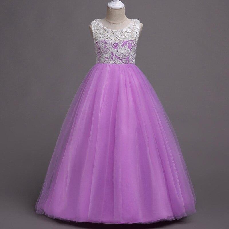 Aliexpress.com: Comprar Nacolleo Vestido de Las Muchachas 5 14 Años ...
