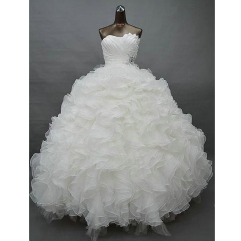High Quality Wholesale white puffy quinceanera dresses from China ...