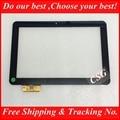 """Nova tela de toque digitador painel para 10.1 """" PRESTIGIO MultiPad 4 final 10.1 3 G PMP7100D3G_QUAD Tablet Sensor de vidro navio livre"""