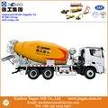 Escala 1:24 Fundido Modelo De Carro de Construção, XCMG Caminhão Do Misturador Concreto Caminhão Modelo Em Escala, Presente corporação