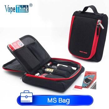 Vapethink Waterproof Case Ecig Electronic Cigarette Holder Ecig Bag Vape Bag Mod Tank Atomizer Liquid Ejuice Vapor Case Bag цена 2017