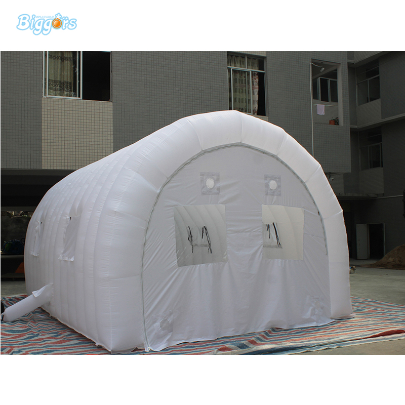 Customized Nylon Inflatable Garage Tent Inflatable Car Tent Folding Paint Spray Booth free shipping inflatable spray paint garage booth tent high quality 8x4 5x3 meters cabine de peinture gonflable toy tents
