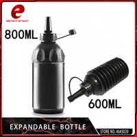 Element Airsoft 500 ML/600 ML/800 ML Geschwindigkeit BB Loader Erweiterbar Flasche Military Schießen BB Kugeln Ausrüstung paintball Zubehör