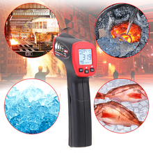 Buy online UNI-T UT300C Non-Contact LCD Display Infrared Thermometer -18 ~ 400 Degree IR Temperature Meter Tester