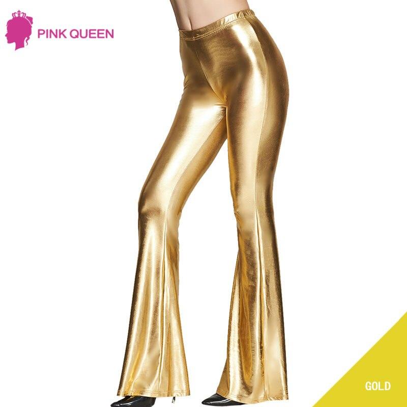 Pink Queen Spodnie Damskie Trousers Summer 2019 Pantalon Mujer Wide Pants Capri Mujer Verano England Style Woman Pants Feminina