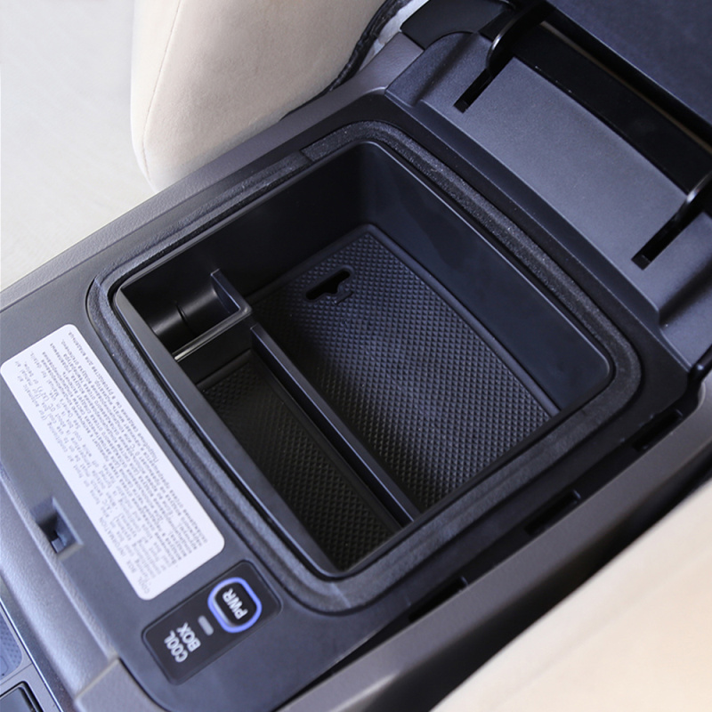 Central armrest container holder tray storage box For ...
