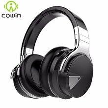 Cowin E-7 АНК Беспроводные Стерео Bluetooth Наушники с Микрофоном Активного Шумоподавления Bluetooth Гарнитуры/Наушники для телефона
