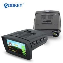 Видеорегистратор Автомобильный видеорегистратор, радар-детектор gps 3 в 1 Автомобильный детектор Камера ночного видения Speedcam Анти радар Антирадары s Dash Cam video recorder