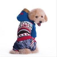 Küçük Köpekler Için köpek Giysileri Kış Köpek Chihuahua Pet Köpek giysi Pamuk Orta Büyük Köpek Ceket Ceket Ropa Para Perros S-XXL