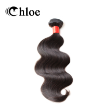 Chloe Peruvian Remy Hair Weft Body Wave Weave 100% Human Hair Bundles 8-30inch Free Shipping