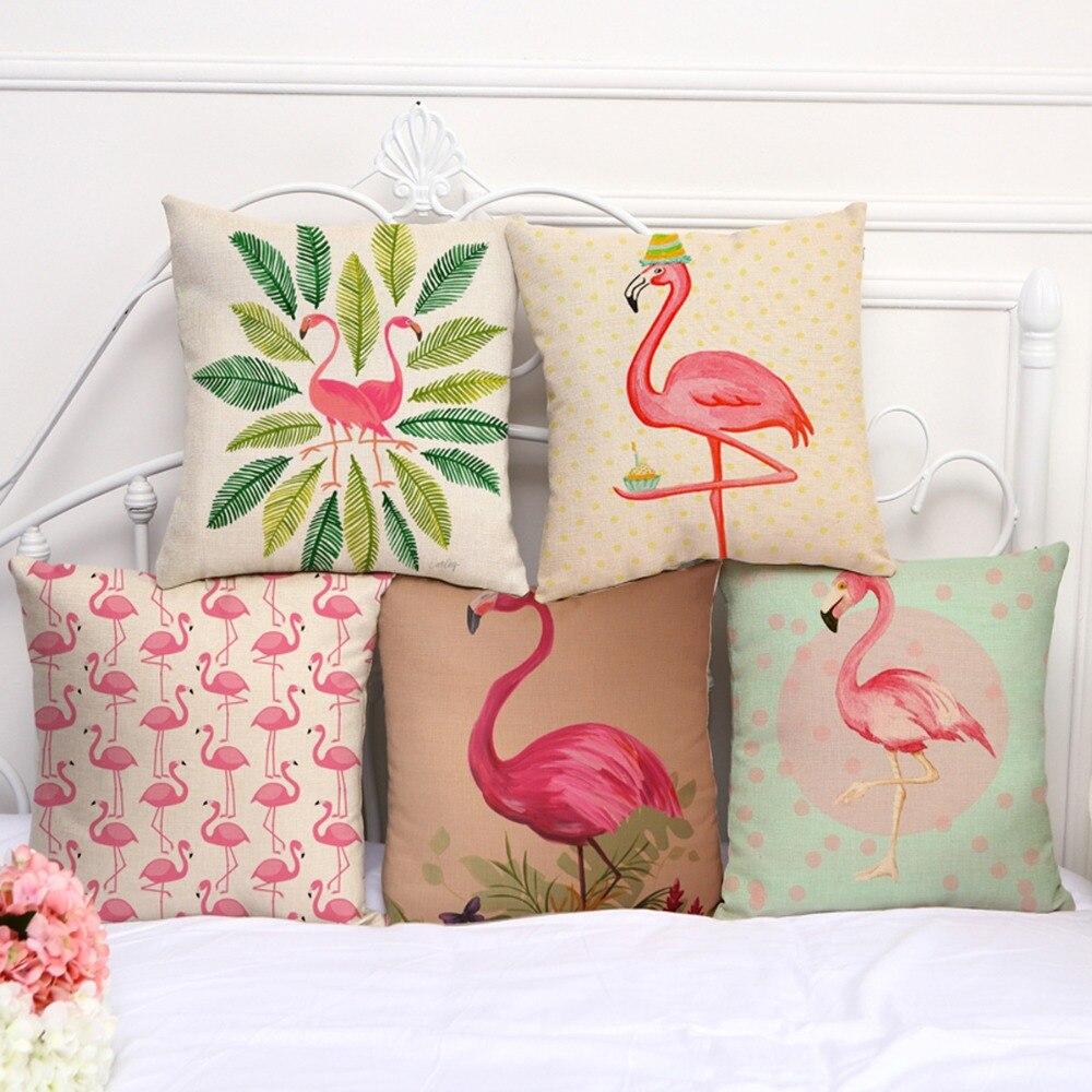 Online kopen wholesale flamingo print uit china flamingo print ...