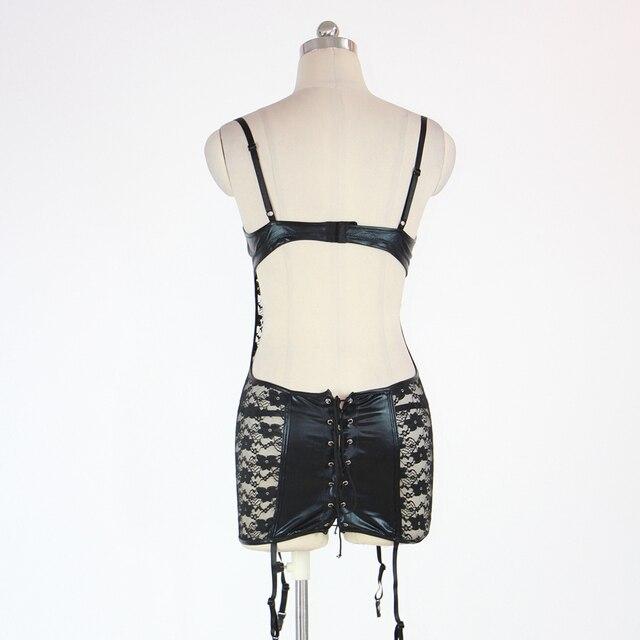 Babydoll Lace Bodysuit  5