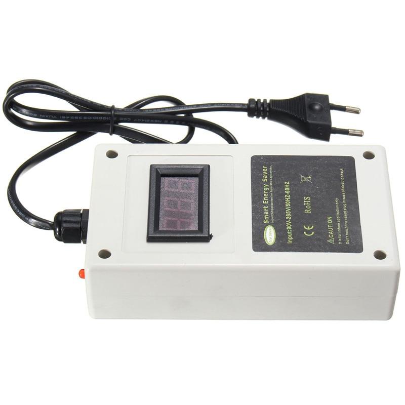50KW 90V 265V US/EU Digital Display Voltage Electricity Power Smart ...