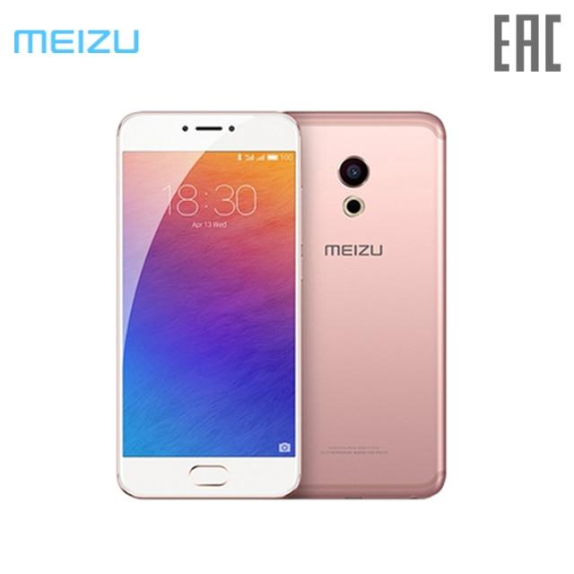 Смартфон Meizu Pro6 4ГБ + 64 ГБ Официальная гарантия 1 год  Бесплатная доставка от 2 дней