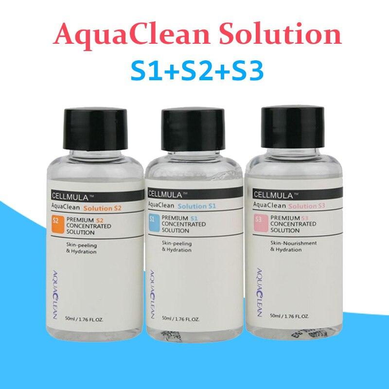 Aqua Peel Concentrated Solution 50ml Per Bottle/Aqua Peeling Solution/Aqua Facial Serum Hydra Facial Serum