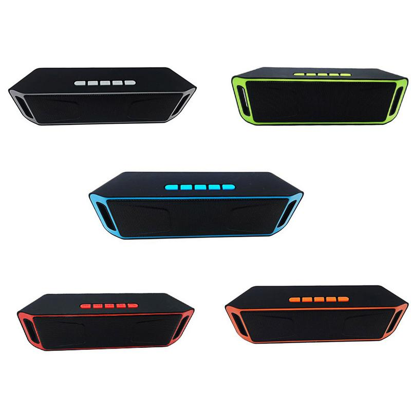 kisronda sc208 portable wireless bluetooth speaker with hands-free calling for phones