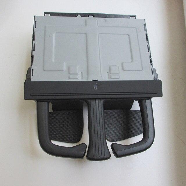 Oem Original negro delantero plegable titular de la copa beber para VW Volkswagen Golf Mk4 Jetta Mk4 Bora 8P0 885 995 B