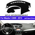 Крышка приборной панели автомобиля TAIJS для Mazda 3 M3 BL 2009 2010 2011 2012 2013 Автомобильная приборная панель коврик для приборной панели коврик анти-УФ