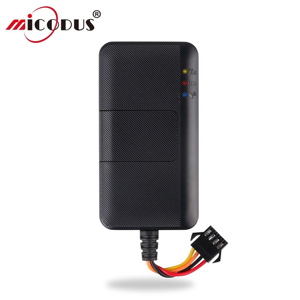 Mini GPS Tracker voiture étanche à distance coupé huile GPS localisateur en temps réel suivi ET200 sur la vitesse géo-clôture alarme de batterie faible