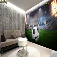 Buy football bedroom wallpaper and get free shipping on AliExpress.com