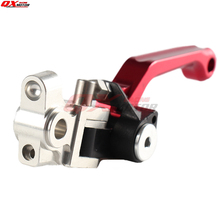 07-15 CRF250R CRF450R Dirt Bike MX Motocross Enduro Motorcycle Modify Brake lever CNC Foldable Front Brake Levers Free shipping