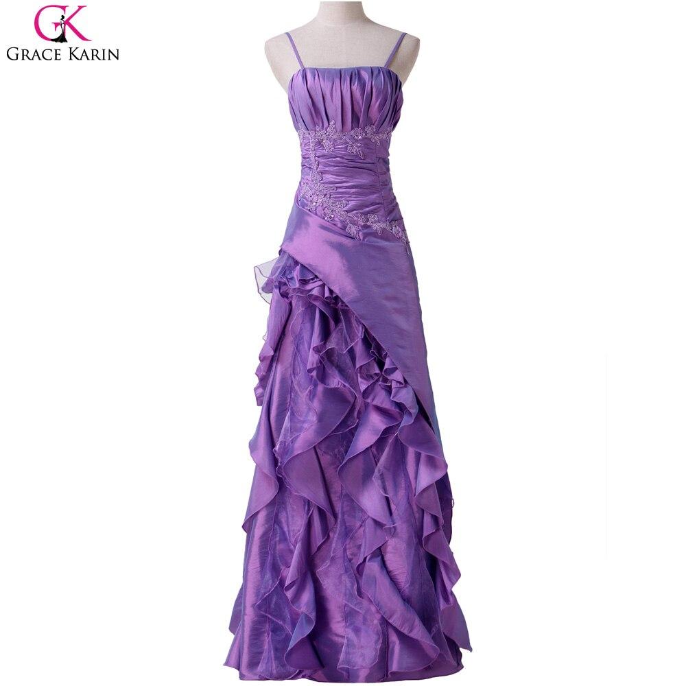 Langes lila kleid fur hochzeit – Modische Kleider beliebt in Deutschland