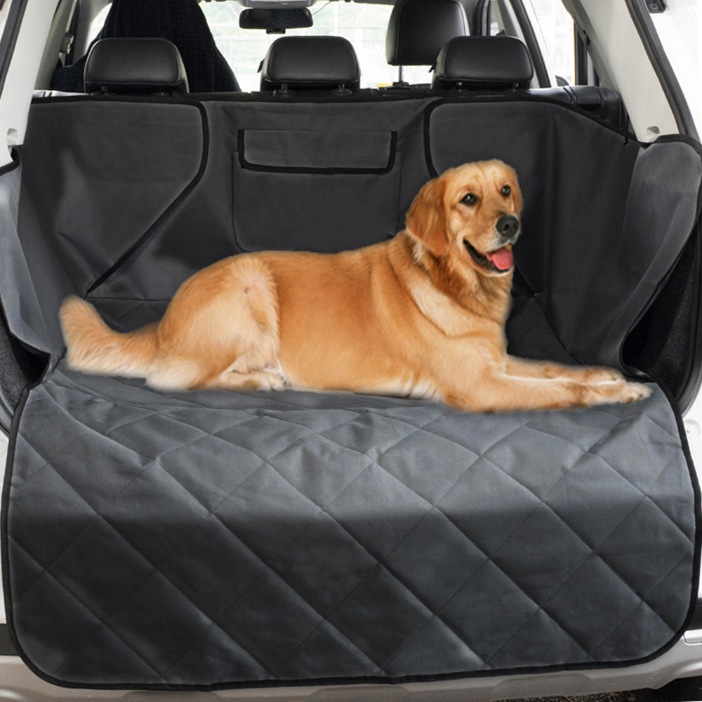 Car Trunk Mat Liner Waterproof Car Protection Blanket For Keeping Your Trunk Tidy And Clean Pet Dog Cat Back Seat Organizers kess inhouse ann barnes sun and sea blue aqua pet bowl placemat for dog and cat feeding mat 24 by 15 inch