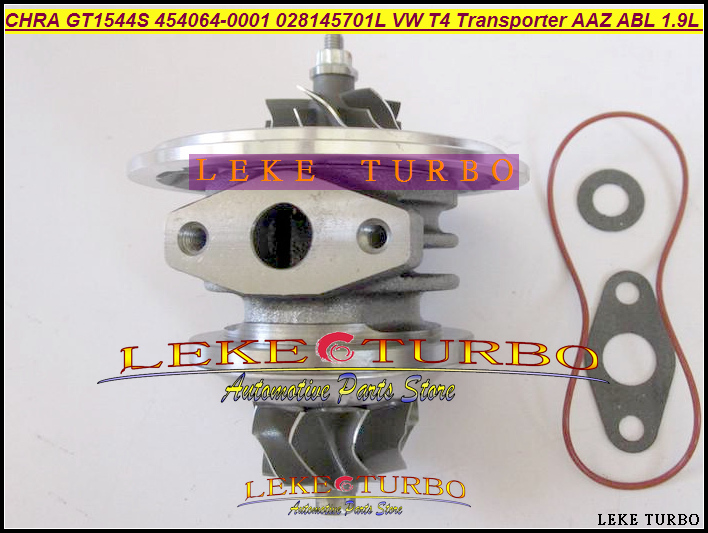 Turbo Cartridge CHRA GT1544S 454064 454064-0001 454064-0002 028145701L For Volkswagen VW T4 Bus Umwelt Transporter AAZ ABL 1.9L turbo repair kit rebuild 454064 454064 0001 454064 0003 454064 0004 454064 0005 454064 0006 454064 0007 454064 0008 028145701lv