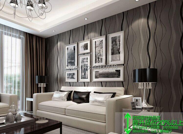 neue ankunft modernisieren vlies tapeten wohnzimmer hintergrund, Wohnzimmer dekoo