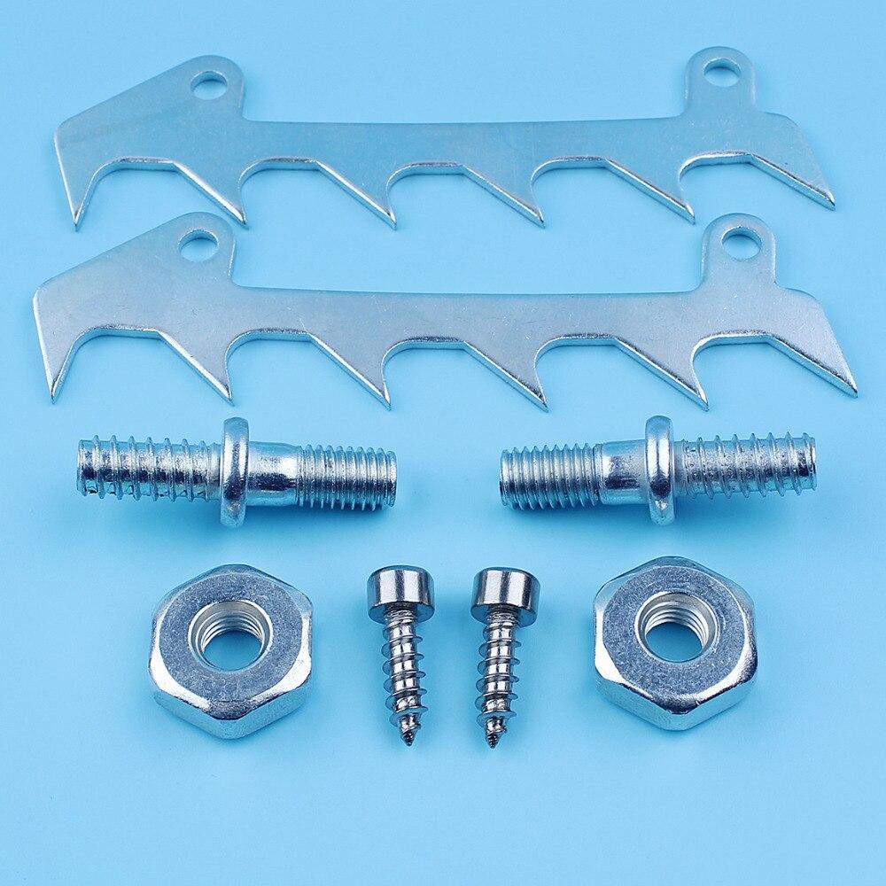 Bumper Spike Bar Stud /& Nut fit Stihl 017 018 020 021 023 025 MS170 MS180 MS192T