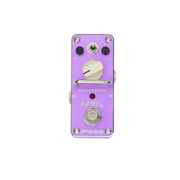 New AROMA AMC-3 MANIC High Gain Distortion Mini Analogue Effect True Bypass мегафон amc se116 продам киев