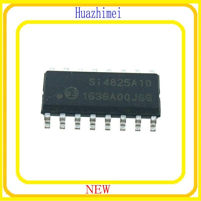 si4825a10 - 10PCS 100PCS/LOT SI4825-A10-CSR SI4825-A10 SI4825A10 SI4825
