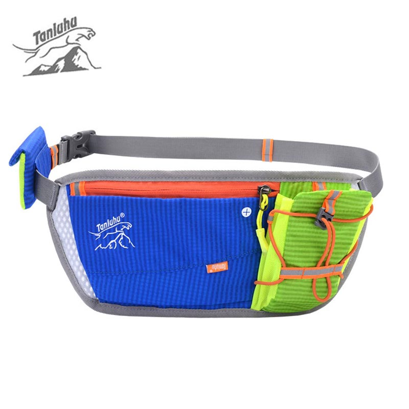 2017 Men Outdoor Sport <font><b>Running</b></font> Waist Packs Women Gym Headphone <font><b>Cell</b></font> <font><b>phone</b></font> <font><b>Belt</b></font> Unisex Adjustable Waterproof RunBags XA433WD