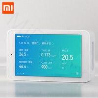 Новое поступление Xiaomi Mijia air detector высокоточное зондирование 3,97 дюймовый экран разрешение 480*800 pUSB интерфейс дистанционного мониторинга