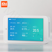 New Arrival Xiaomi Mijia air detector High precision sensing 3.97 inch screen resolution 800*480pUSB interface remote monitoring