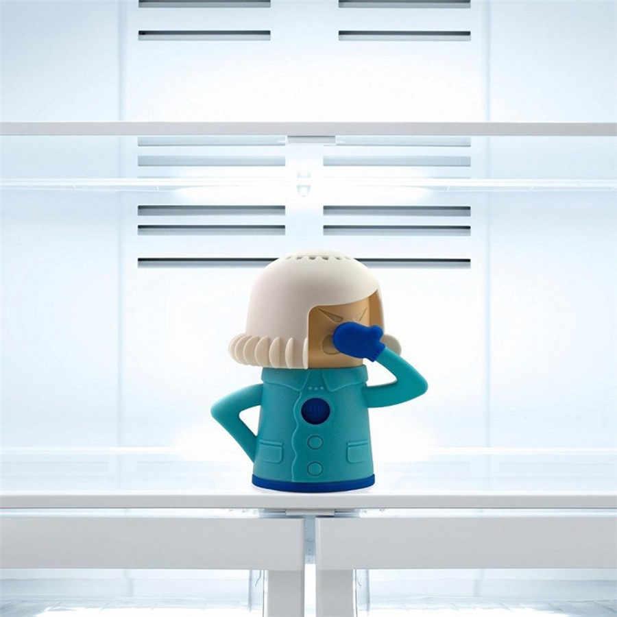 Kühlen Mama Mikrowelle Deodorant Container Kühlschrank Desodorierende Reiniger Kochen Küche Gadget Werkzeuge Mit Paket