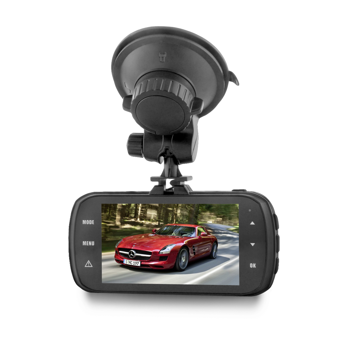 Azdome DAB205 Car Camera Ambarella A12 2560*1440P Video Recorder Dash Cam 3.0 inch LCD 170 degree G-sensor ADAS GPS Car DVR