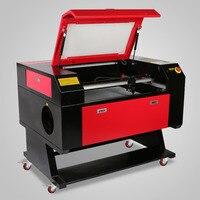 최고 판매 80 w co2 레이저 커터 레이저 조각기 레이저 조각 기계 컬러 스크린 700*500mm