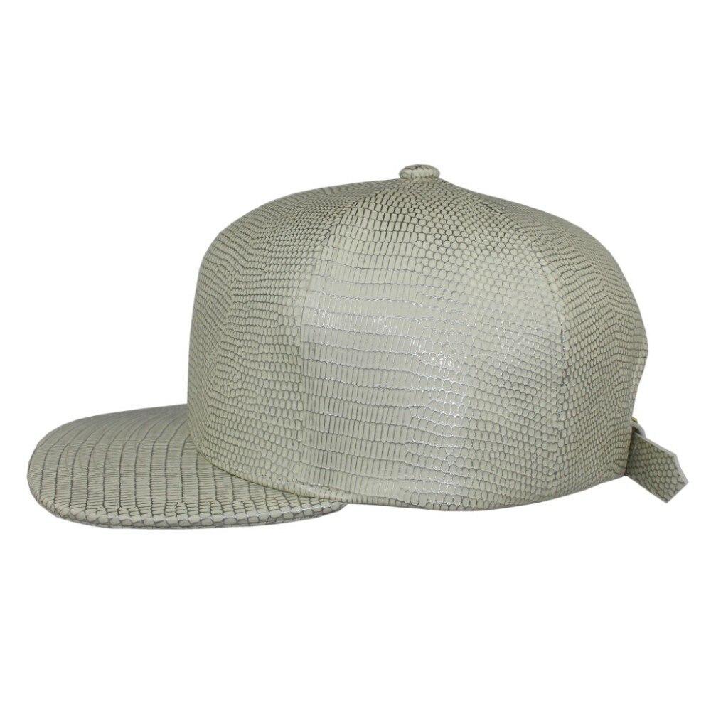 Высокое качество Bboy бейсбольная Кепка snapback шляпу Cabrite кожа Защита от Солнца шляпа летняя мужская и женская Повседневная Уличная Trukfit Шапки Ящерица шаблон