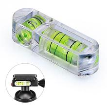 Mini T type Bubble Spirit Level Acrylic Measuring Level Adjustment