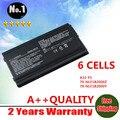 6 células bateria do portátil para Asus F5 F5N F5R X50C X50M X50N X50R X50RL X50 X50V Series A32-F5