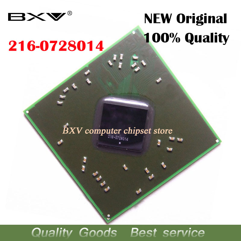 DC: 216-0728014 216 0728014 100% New Original BGA Chipset For Laptop Free Shipping
