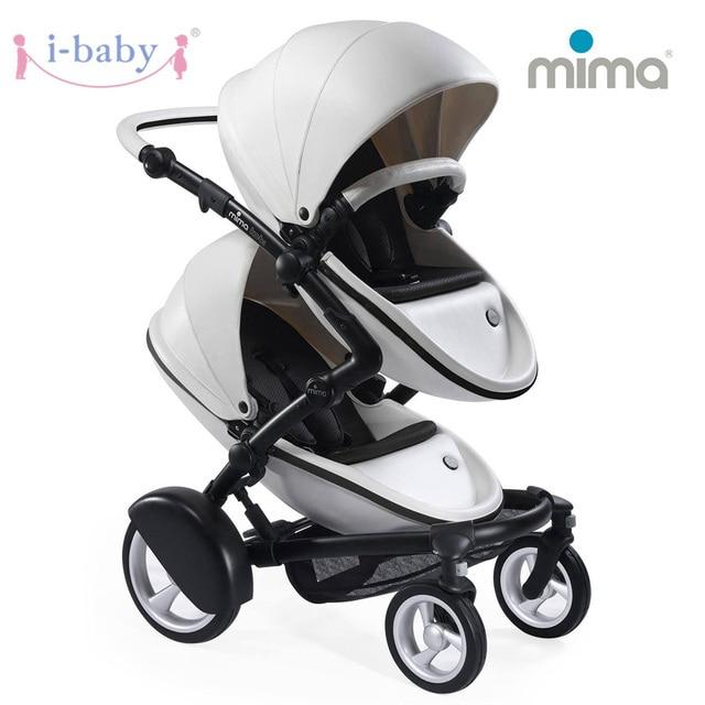Aliexpress.com : Buy i baby Kobi Twin Baby Stroller Double Stroller Landscape Portable Baby Pram