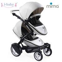 i baby Kobi Twin Baby Stroller Double Stroller Landscape Portable Baby Pram Lightweight Pushchairs Kinderwagen